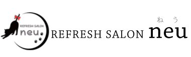 松戸で人気のリラクゼーションサロンREFRESH SALON neu ロゴ